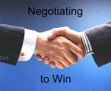 Training Negotiating to Win