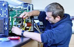 Training Welding Repair Technology