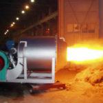 Pelatihan Fenomena Operasi Pembakaran dan Pengaturan Optimum Api Burner Industri untuk Operator