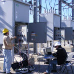 Training High Voltage Electrical Equipment Testing