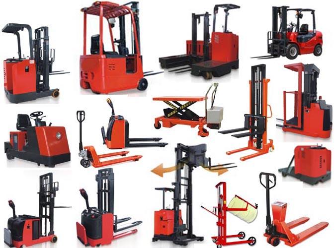 Training Industrial Material Handling Equipment
