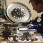 Training Maintenance of Turbocharger