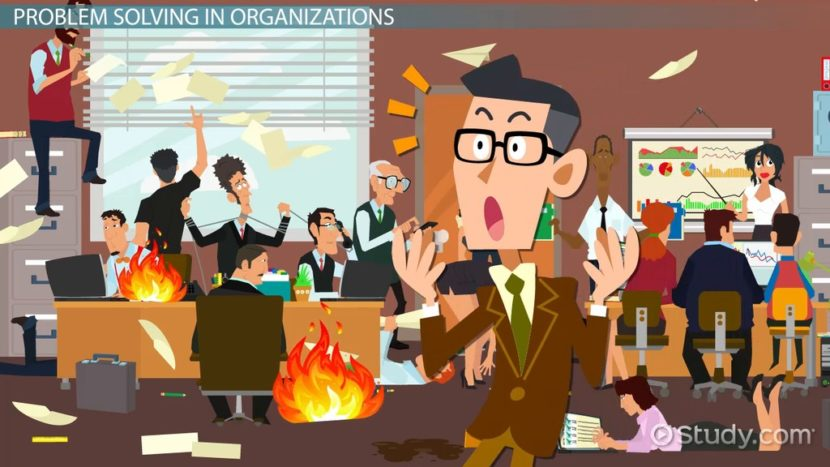 Training Problem-Solving for Success Workplace Relationships Solving and Decision Making Method